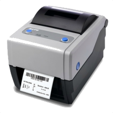 SATO Barcode Printer for OfficeMate, Delta, COS, and Eyefinity PM
