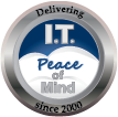 IT Peace Of Mind Logo125